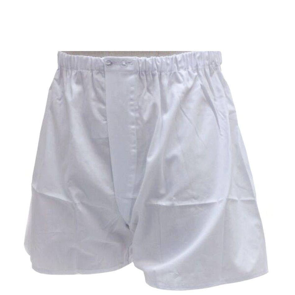SF-4485 SoftLine Boxer Shorts Parigamba Uomo Nero in Tessuto Lucido WetLook PVC