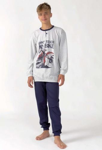 Boy's cotton pajamas Gary G40025