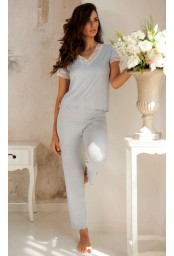 Bamboo jersey woman pajamas Magic Dream 8114