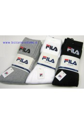 Confection 3 pairs sponge socks Fila art F9505